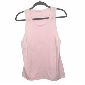 Old Navy Active Pink Go Dry Tank Top